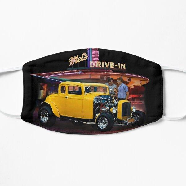 American Graffiti 32 Coupe Flat Mask