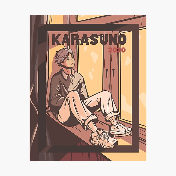 Sugawara Koushi Photographic Print