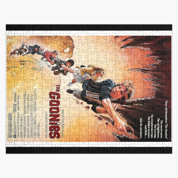 The Goonies (1985) Jigsaw Puzzle