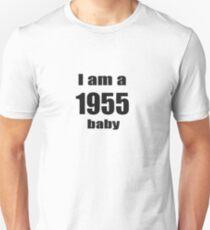 1955 baby Unisex T-Shirt