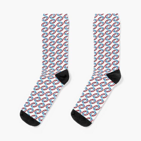 Henry Danger Logo Socks