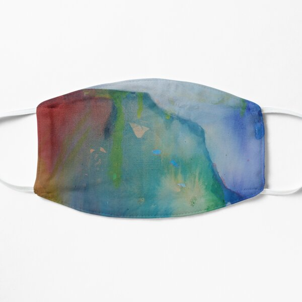 In Rainbows Flat Mask