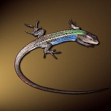 Lizard by tudy1311
