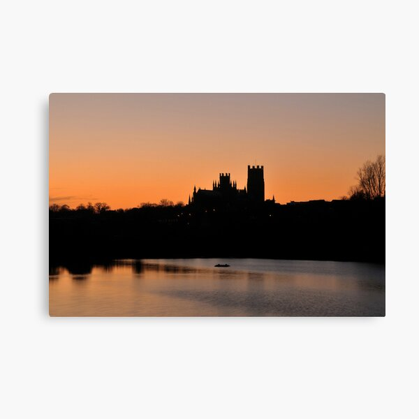 Cathedral Sunset Canvas Print