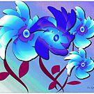 Ice Flowers by IrisGelbart