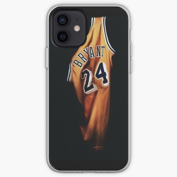 Kobe Bryant iPhone Soft Case
