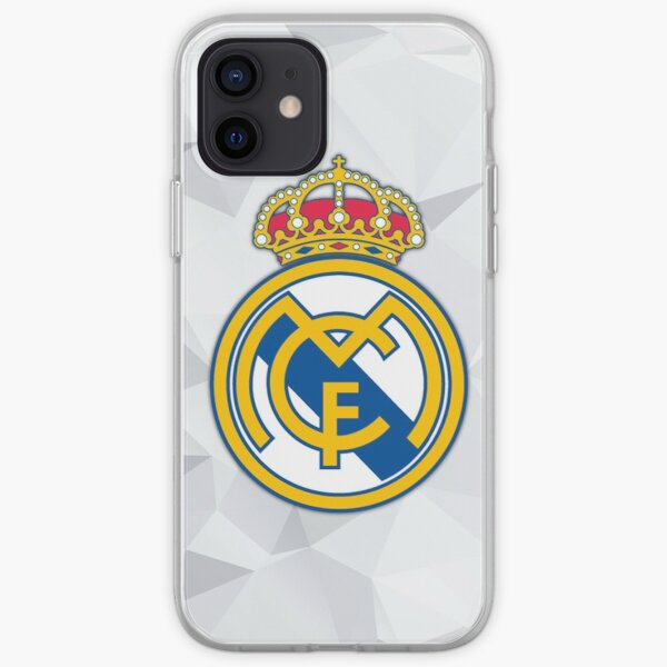 Real Madrid FC Coque souple iPhone