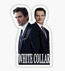 White Collar 2 Sticker