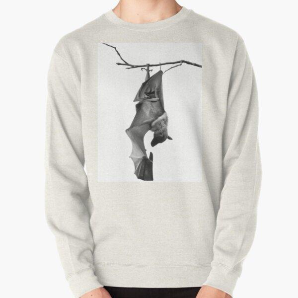 Batzilla the flying fox Pullover Sweatshirt