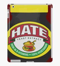 Marmite Hate iPad Case/Skin