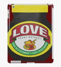 Marmite Love iPad Case/Skin