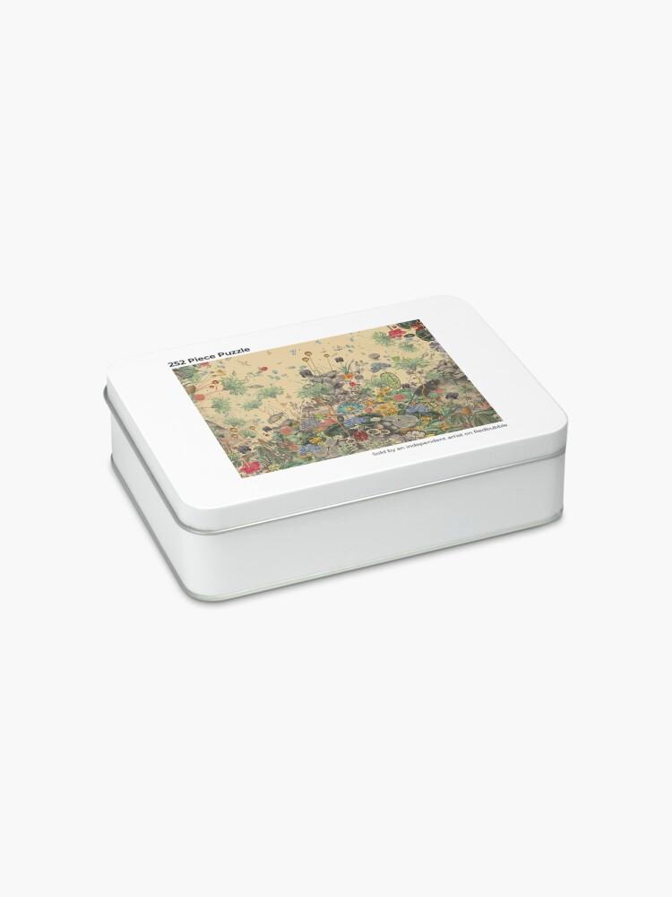 Alternate view of Garden Surround Jigsaw Puzzle