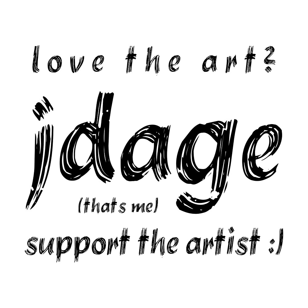 Love the art? Support me! :) <3  by jdage