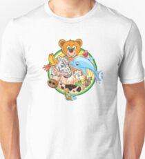 Animals Mix Nr. 3 Unisex T-Shirt