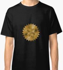 Golden Gears - Steampunk Classic T-Shirt