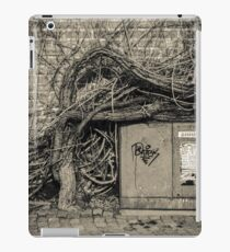 Wall # 2 iPad Case/Skin