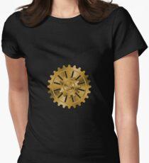 Golden Gears - Steampunk T-Shirt