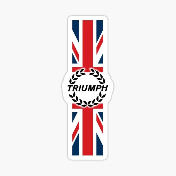 Automobiles Triumph Sticker