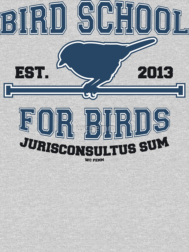 Bird School for Birds | Unisex T-Shirt