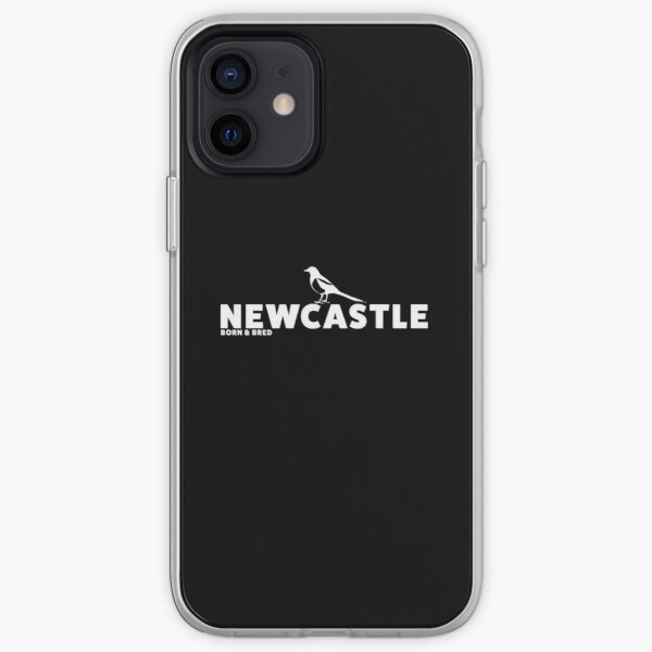Newcaslte Born and Bred iPhone Soft Case