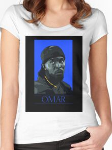 Omar  Women's Fitted Scoop T-Shirt