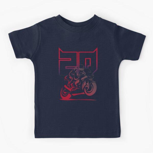 #20 Fabio Quartararo  El Diablo Kids T-Shirt