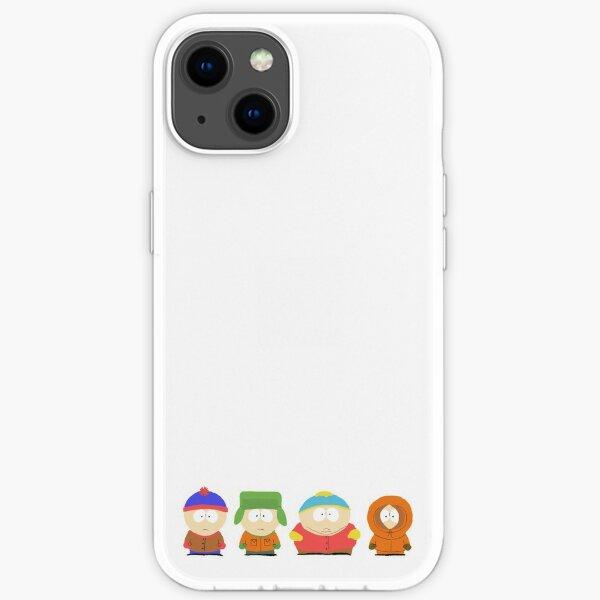 Autocollant South Park! Coque souple iPhone