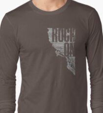 Rock On - Climbing Long Sleeve T-Shirt