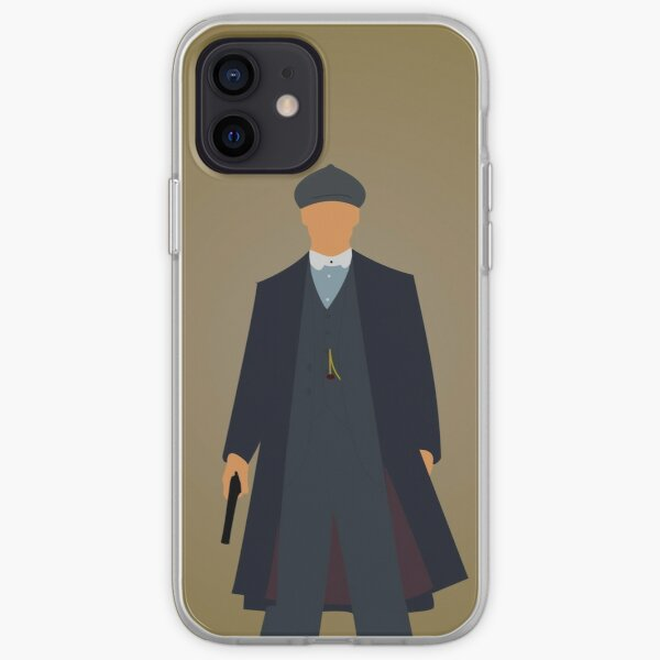 Tommy Shelby - Peaky Blinders iPhone Soft Case