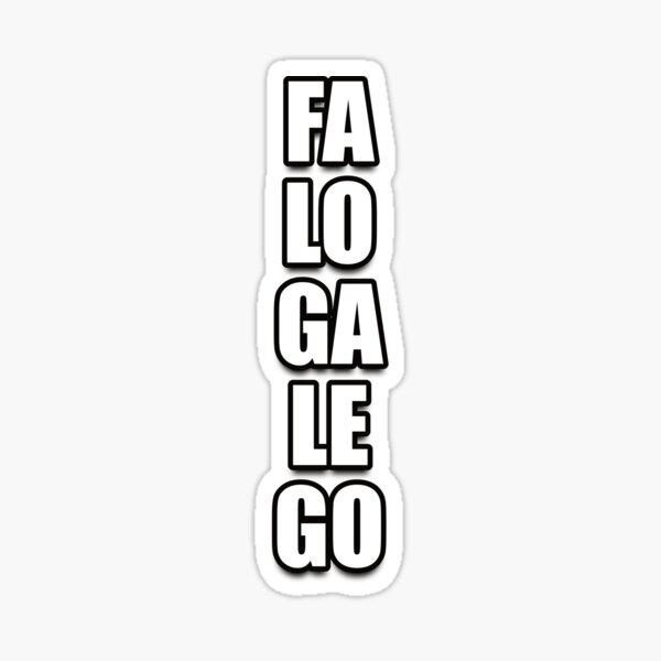 Falo galego Pegatina