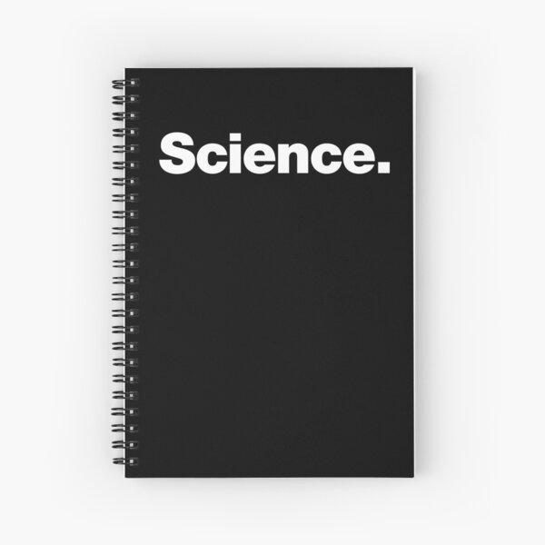 Science Spiral Notebook