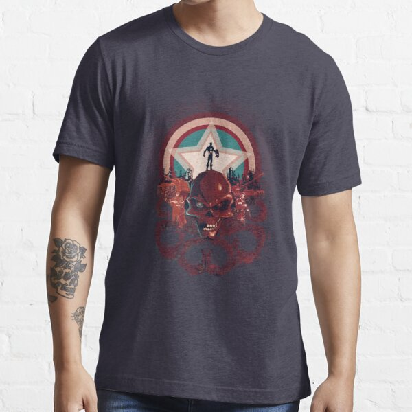 Captain nightmare Essential T-Shirt