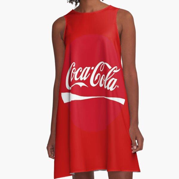 Cola Soda A-Line Dress