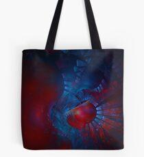 Fragmentary Tote Bag