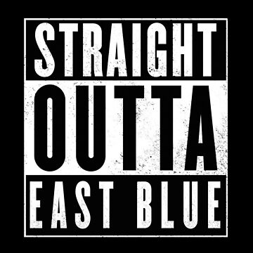 East Blue by bigsermons