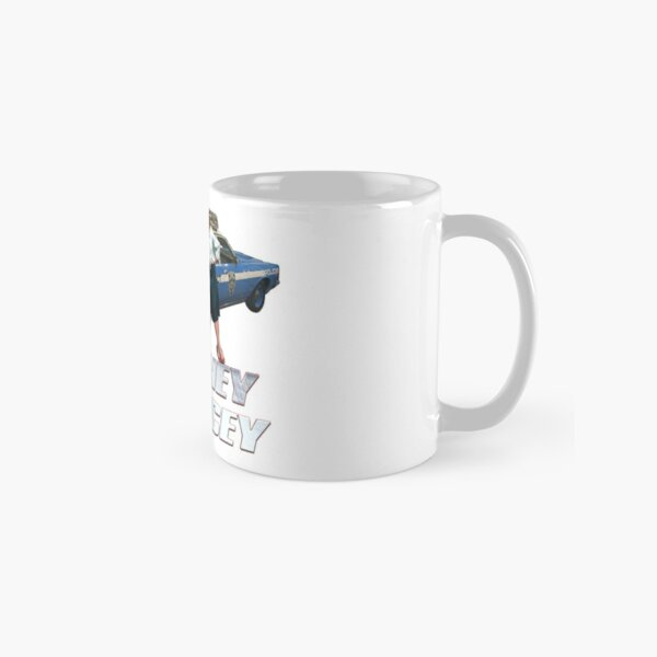 Retro Throwback Cagney and Lacey Girl Power Tribute Classic Mug