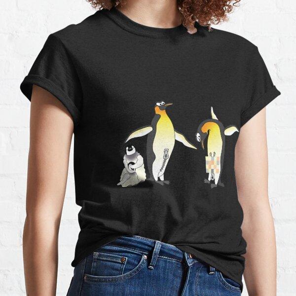 Eddie The Penguin Classic T-Shirt