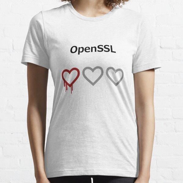 HeartBleed x3 Essential T-Shirt