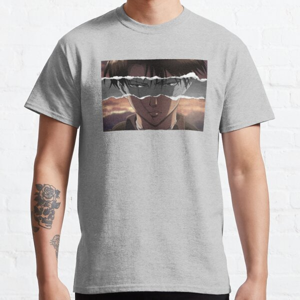 Livaï - Ripped T-shirt classique