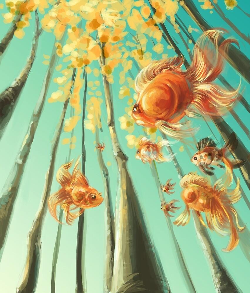 flight by Lina Nguyen