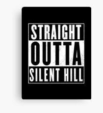 Silent Hill – Silent Hill Canvas Print