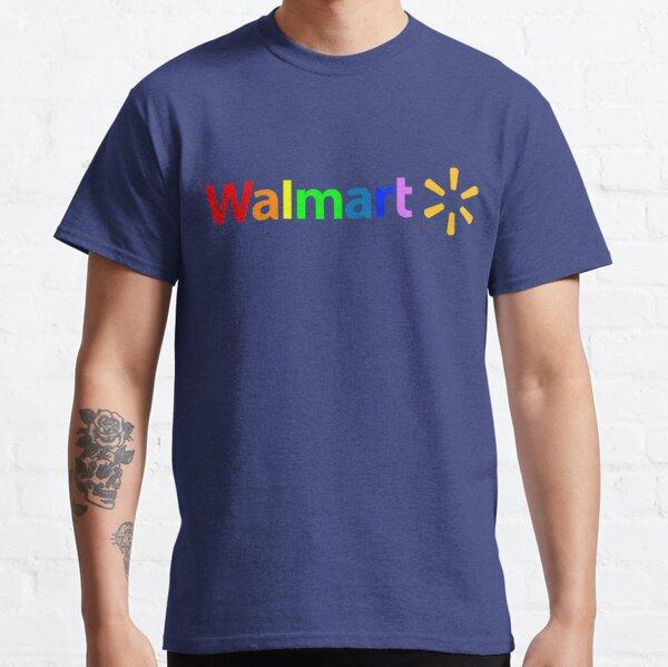 Rainbow Walmart Classic T-Shirt