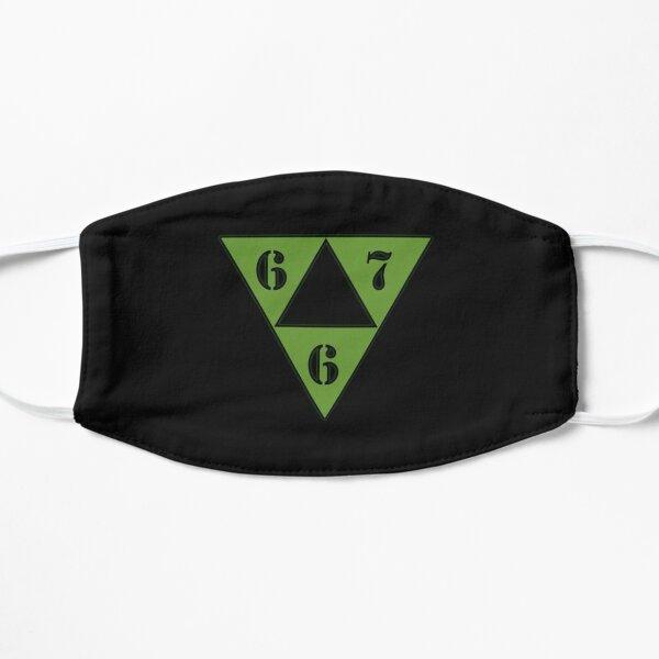 667 Logo Masque sans plis