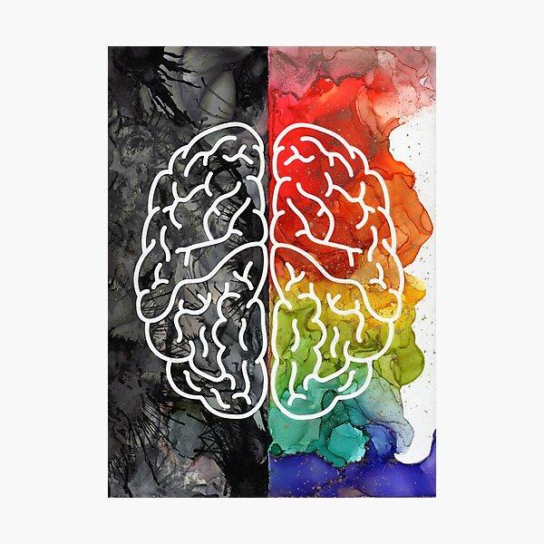 Bipolar Depression Photographic Print