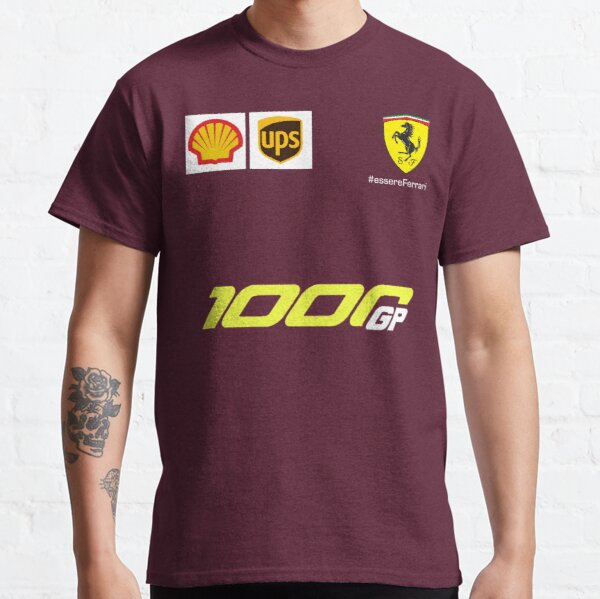Ferrari 1000th GP tribute Classic T-Shirt