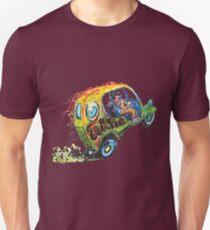 Tuk Tuk Auto Rickshaw Hot Rod Unisex T-Shirt
