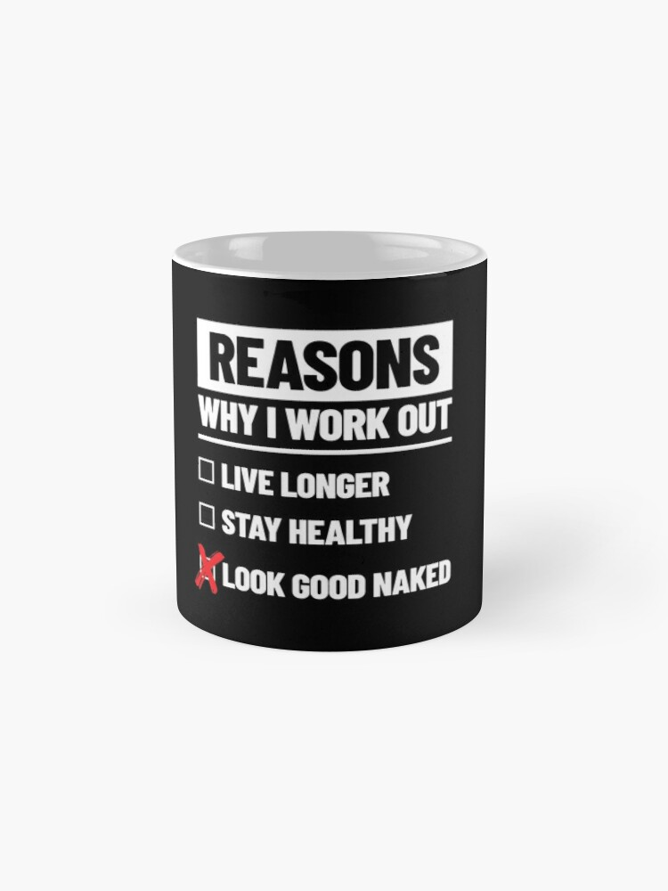 Alternate view of Personal Trainer Fitness Gift - Health Coach - Funny Workout Mug
