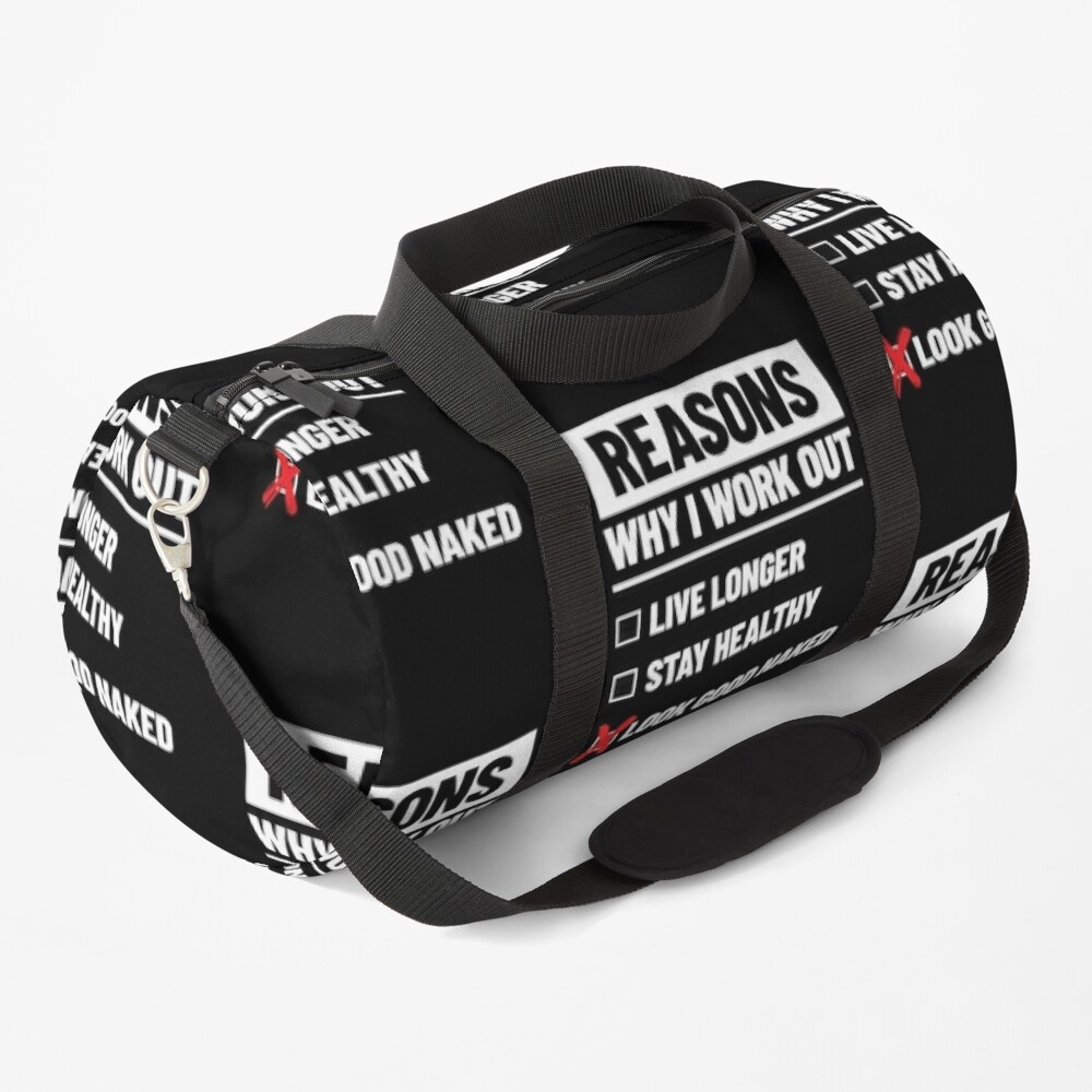 Personal Trainer Fitness Gift - Health Coach - Funny Workout Duffle Bag