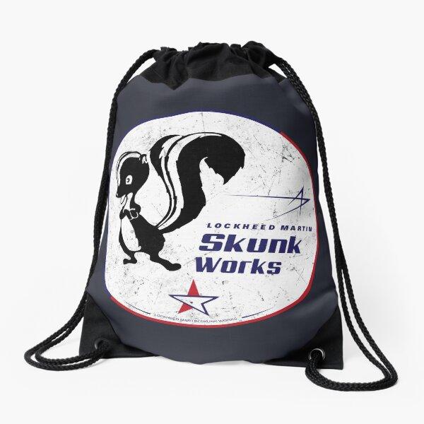 Lockheed Martin Skunk Works USAF Drawstring Bag