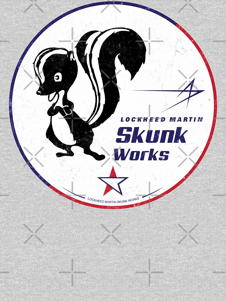 Lockheed Martin Skunk Works USAF by quark